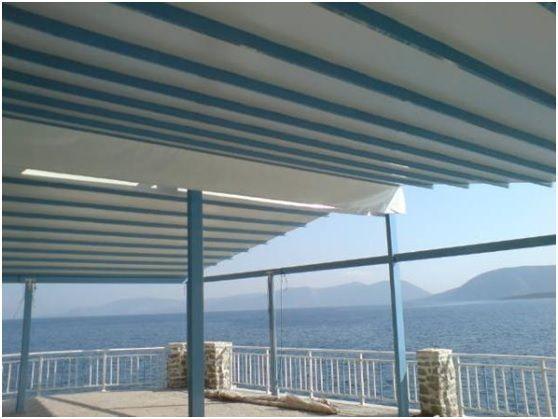 Cornaros System - Περσίδες και πέργκολες για την υψηλή ποιότητα σκίασης του χώρου σας.