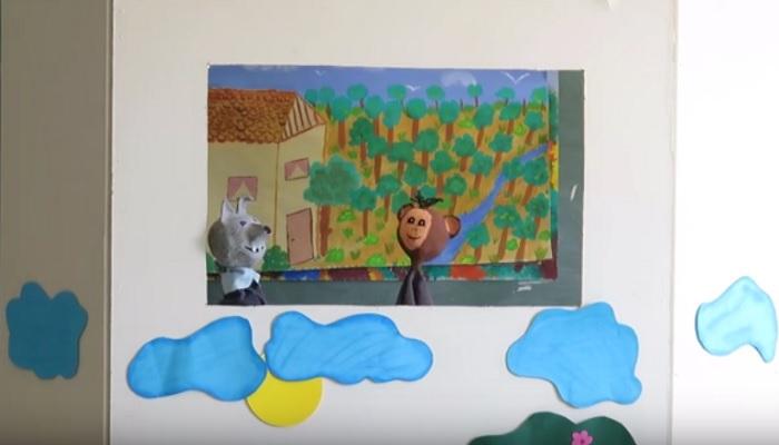 ΕΠΑ.Λ. Μήλου: Κουκλοθέατρο στα «πρωτάκια» του Δημοτικού Σχολείου Μήλου! (VIDEO)